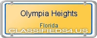Olympia Heights board